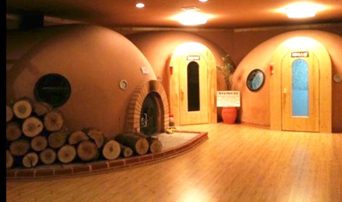 kiln-sauna